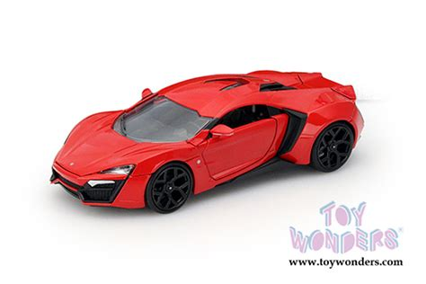 124 Lykan Hyper Sport toys fast furious lykan hypersport top 97377 1 24 scale diecast model car