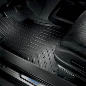 Floor Mats For A Honda Crv Honda Store 2016 Cr V All Season Floor Mats