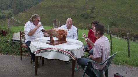 gerard depardieu recipes bon appetit gerard depardieu s europe s1 ep3 basque