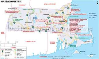 State Parks In Cape Cod - massachusetts map map of massachusetts ma