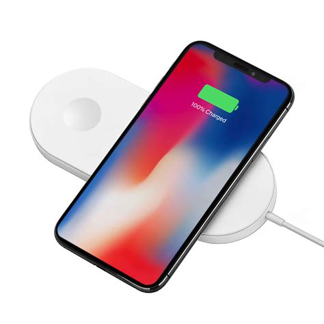 dual wireless charging mat  apple  iphone xs  pro