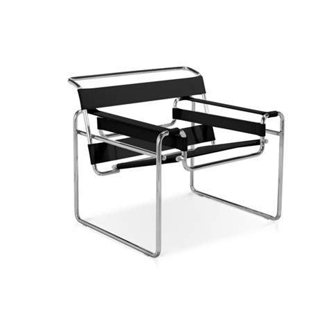 Chaise Marcel Breuer by Chaise Wassily Breuer