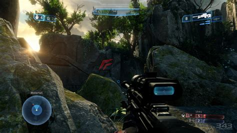 check   xbox  halo  hd shotgun  sniper