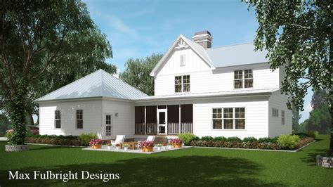 farmhouse house plans with porches 2 story house plan with covered front porch