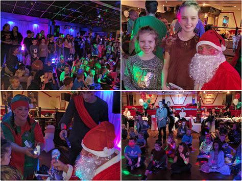 children s christmas party in liverpool variety the