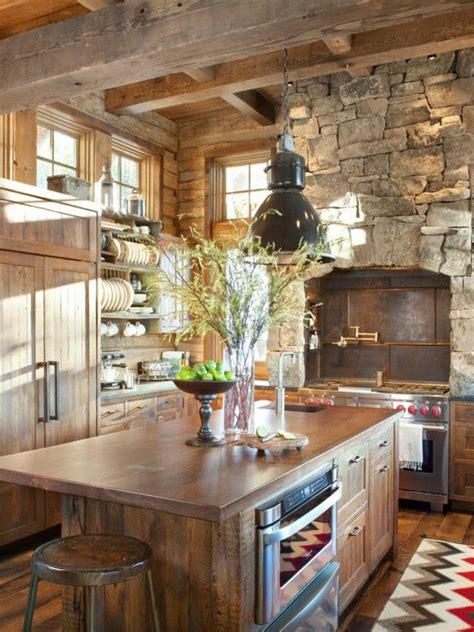 cuisine bois massif