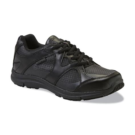 shoes sears diehard s chrissie black waterproof work shoe