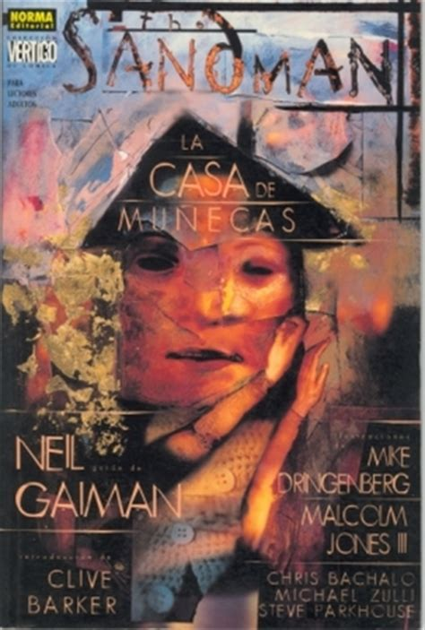 libro the sandman and the sandman la casa de mu 241 ecas neil gaiman norma editorial