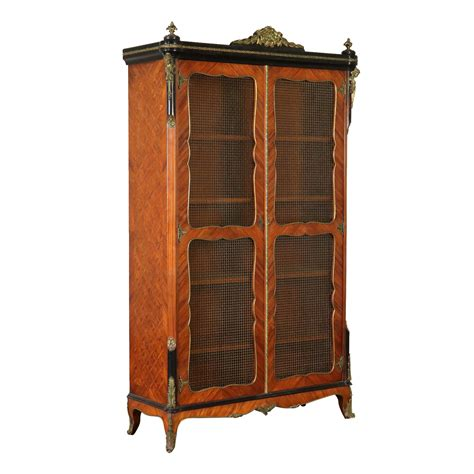 libreria in stile libreria stile napoleone iii mobili in stile bottega