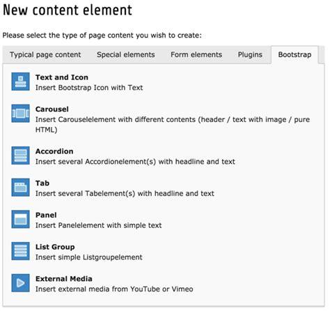 bootstrap editor tutorial creating content editors tutorial 7 6 documentation
