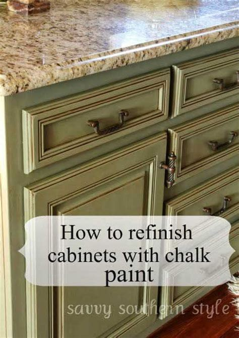 painting kitchen cabinets with chalk paint chalk painted cabinets kitchen decor pinterest