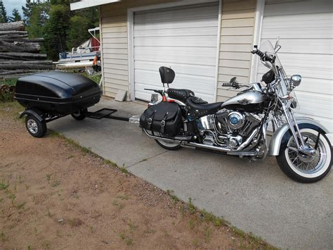 discount harley modifying a cheap harley trailer for everyday use harley