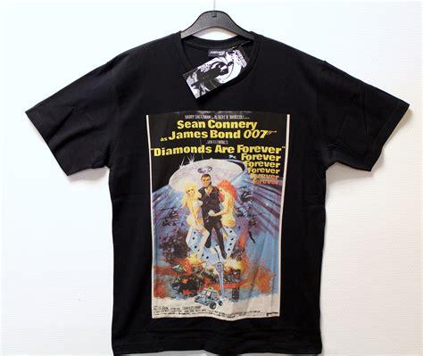Tshirt Kaos Jamesbond 007 bond 007 t shirt