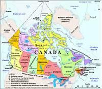 Biblioteca De V Tout Le Canada Carte HD Gratuit Todos Los Mapas