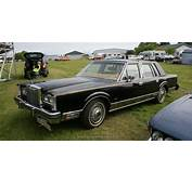 Lincoln 1981 Town Car  The History Of Cars Exotic