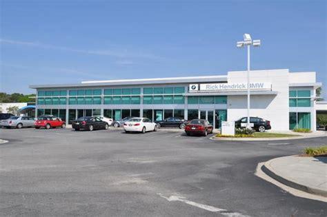 Rick Hendricks Bmw by Rick Hendrick Bmw Mini Car Dealership In Charleston Sc