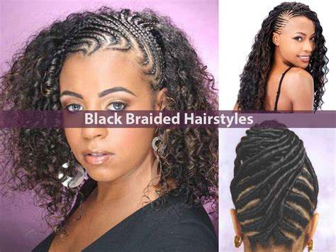 Braids And Hairstyles by 30 New Ideas For Black Braided Hairstyles 2018 Hairstyle