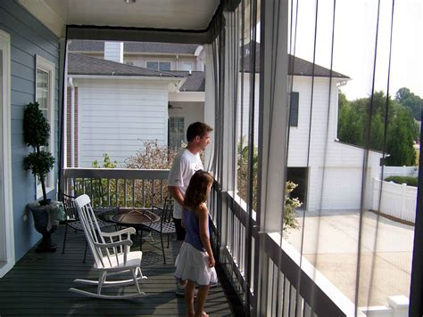 Outdoor Curtains For Balcony Mosquito Netting Mesh Curtains For The Balcony Want For The Home Balconies