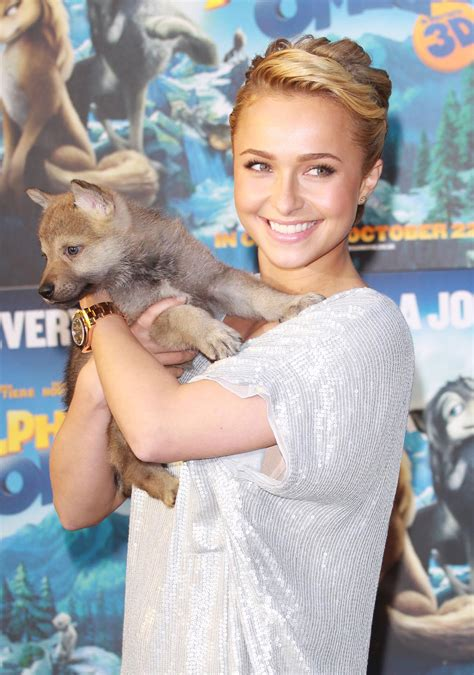 Hayden Panettiere Licks by Hollywoodtuna