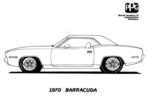coloring page muscle cars old car coloring pages bing images coloring pages for