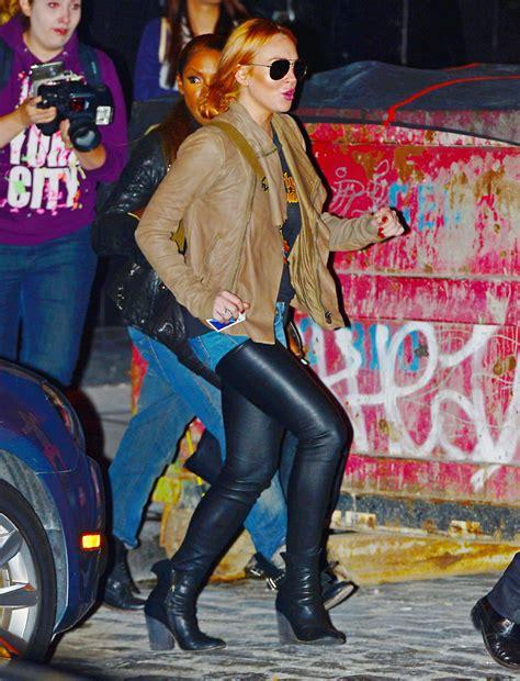 Lindsays Still Got Appetite by Cele Bitchy Lindsay Lohan Was A Belligerent Chain