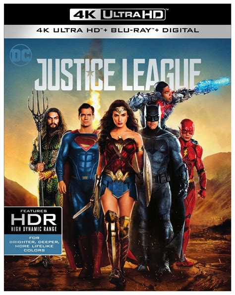 justice league film release date justice league gets blu ray release date will include