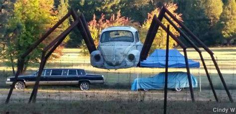 wolf creek  spider cars vw bug