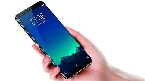 Vivo V7 Plus Smartphone vivo v7 plus the infinity pool of smartphones