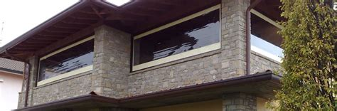 verande trasparenti tende trasparenti tendasol brescia bergamo