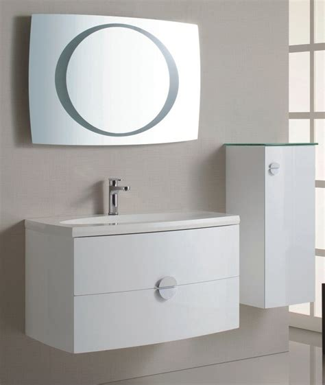 Book Of White Gloss Bathroom Furniture In Thailand By Noah Wall Hung Bathroom Furniture