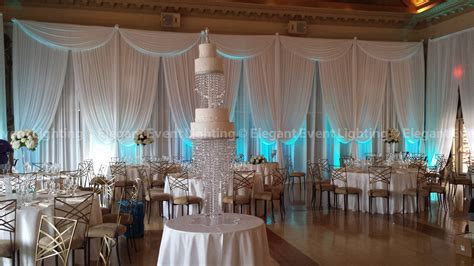 how to drape fabric on walls elegant event lighting chicago year in review