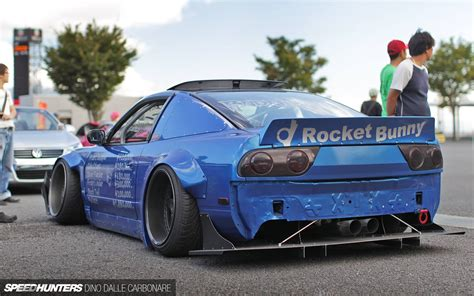 nissan 240sx rocket bunny kit stuner build ep 2 nakagawa s nissan 180sx 240sx hatch