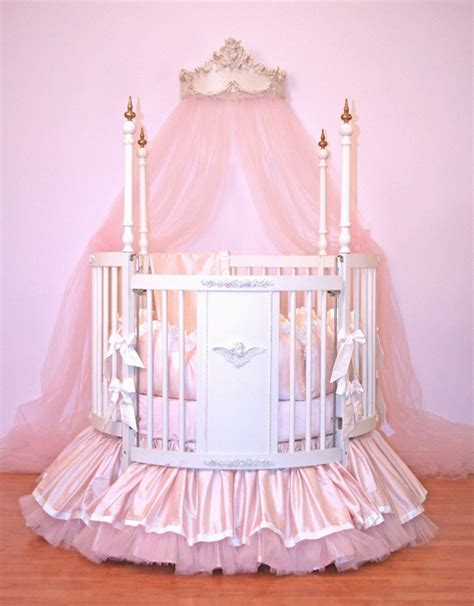 Princess Baby Cribs Crib Linens By Bunny Blue Rosenberryrooms