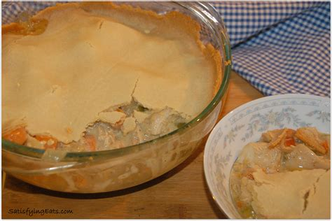 grain free chicken pot pie