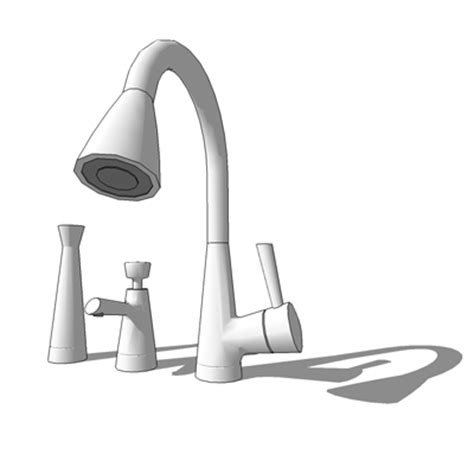 Brizo Venuto Kitchen Faucet Brizo Venuto 3d Model Formfonts 3d Models Textures