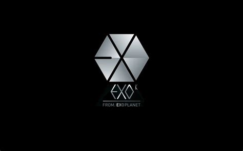 wallpaper exo logo exo k images exo hd wallpaper and background photos 32537980