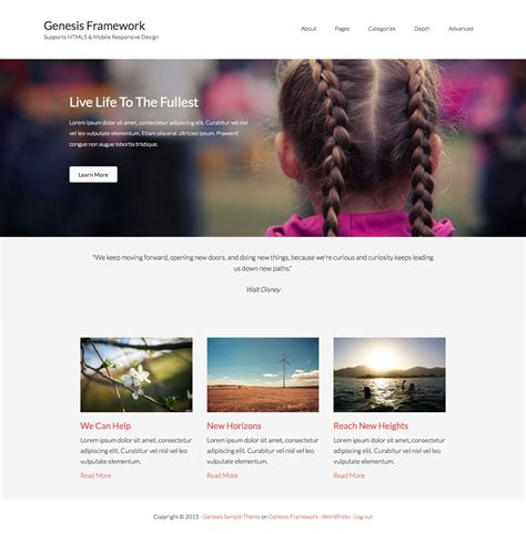 Full Width Page Template In Genesis For Beaver Builder Sridhar Katakam Beaver Builder Templates