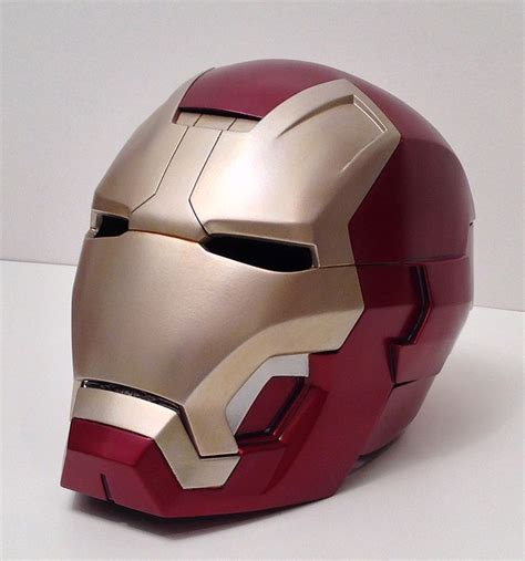 How To Make A Ironman Helmet Out Of Paper - how to make iron helmet with cardboard helmets