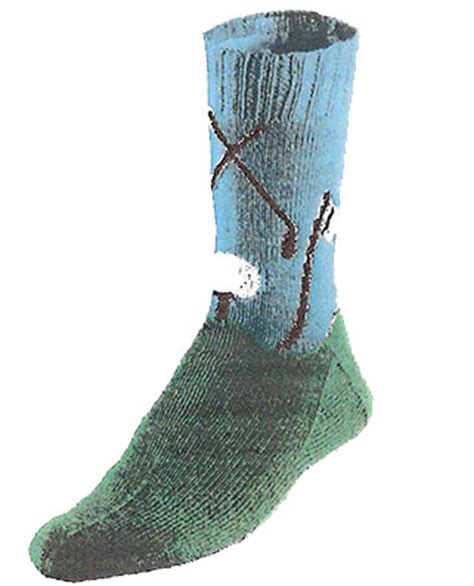 Knitting Pattern Golf Socks | hole in one golf socks pattern 7235 knitting patterns
