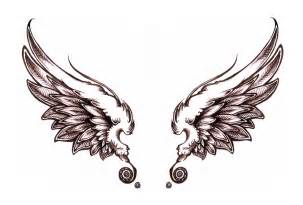 angel wings on pinterest angel wing tattoos wings and