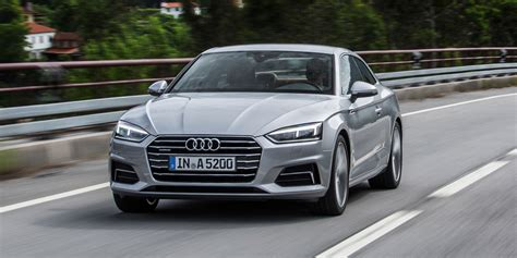 Audi A5 S5 by 2017 Audi A5 And S5 Review Drive Caradvice