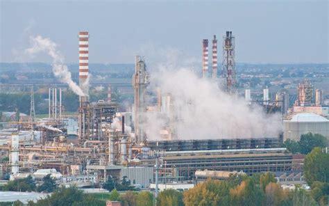 bunge porto corsini ferrara grave infortunio al petrolchimico trc