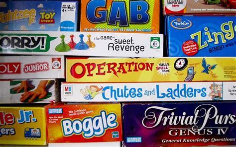 giochi di tavola i 10 migliori giochi da tavolo anni 80