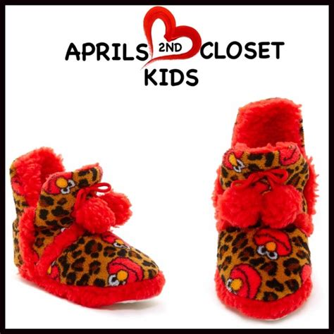 elmo house shoes sesame street elmo slippers by sesame st from april s closet on poshmark