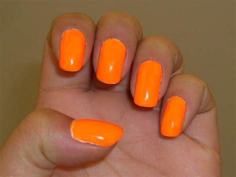 bright orange polish all day all night essie bright tights a neon
