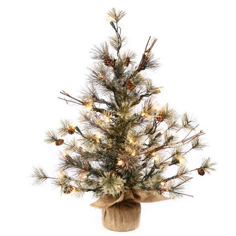 christmas trees with sparse branches are trending
