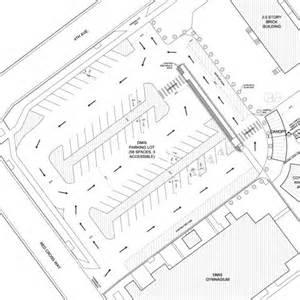 parking lot floor plan parking lot plan for denver montclair international school