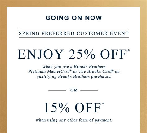 Printable Coupons Brooks Brothers Outlet   printable coupons in store coupon codes brooks brothers
