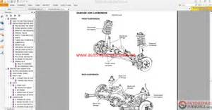 mitsubishi outlander 2007 service manual auto repair