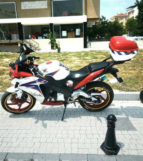 honda  cbr sueper sport  model motosiklet skooter